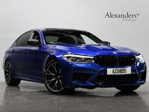 Picture of 2019 19 19 BMW M5 4.4 V8 COMPETITION X-DRIVE AUTO
