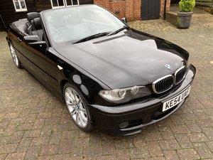 BMW E46 320 2.2 SPORT