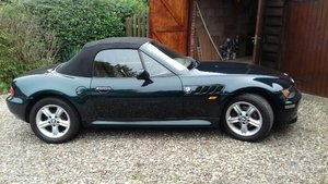 Picture of 2000  BMW Z3 2.0 6 Cylinder