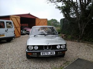 Picture of 1984 BMW E28 525 E, Automatic DOOR For Sale