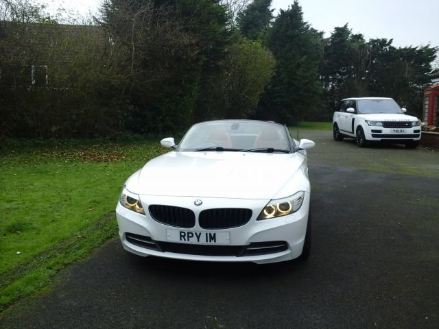 2011 11 BMW Z4 SDRIVE 23i HIGHLINE For Sale (picture 1 of 6)