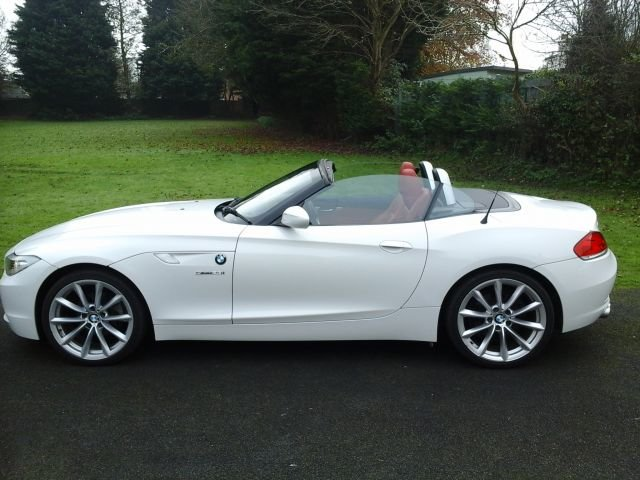 2011 11 BMW Z4 SDRIVE 23i HIGHLINE For Sale (picture 2 of 6)