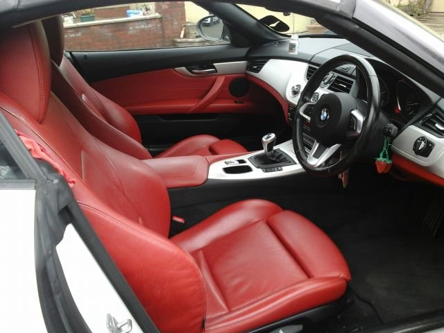 2011 11 BMW Z4 SDRIVE 23i HIGHLINE For Sale (picture 6 of 6)