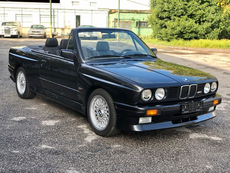 1993 Bmw M3 E30 Cabriolet For Sale (picture 3 of 6)