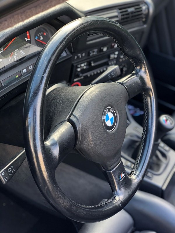 1993 Bmw M3 E30 Cabriolet For Sale (picture 6 of 6)
