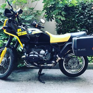 Lovely preserved Bmw r 100 Gs