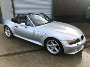 Picture of 2000 BMW Z3 2.8 AUTO ROADSTER WIDE BODY ONLY 47K MILES FSH S For Sale