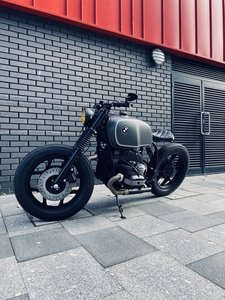 "BMW R80 Bobber ""Max Shadow"" by Kevils Speed Shop"