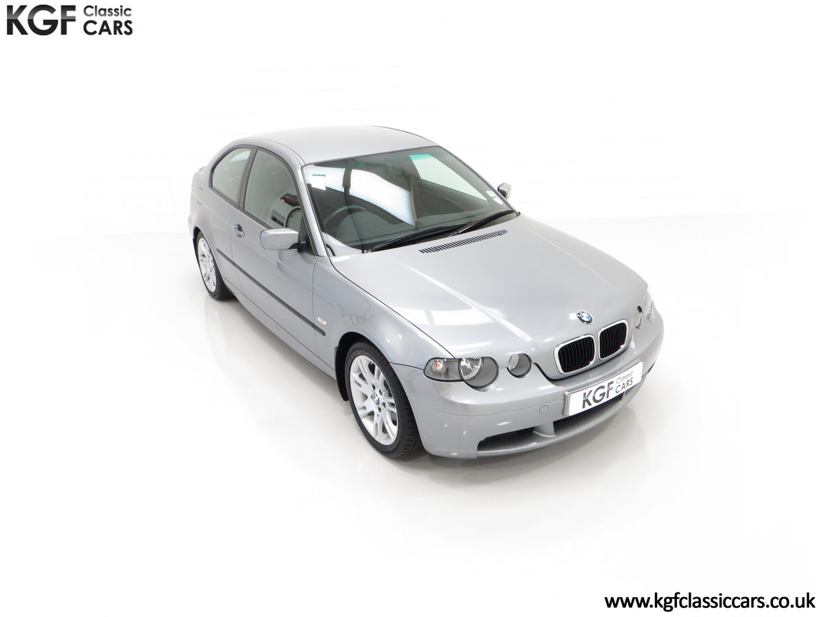 2004 A Superb BMW E46 316Ti Sport Compact with Only 18,507 Miles For Sale (picture 2 of 24)