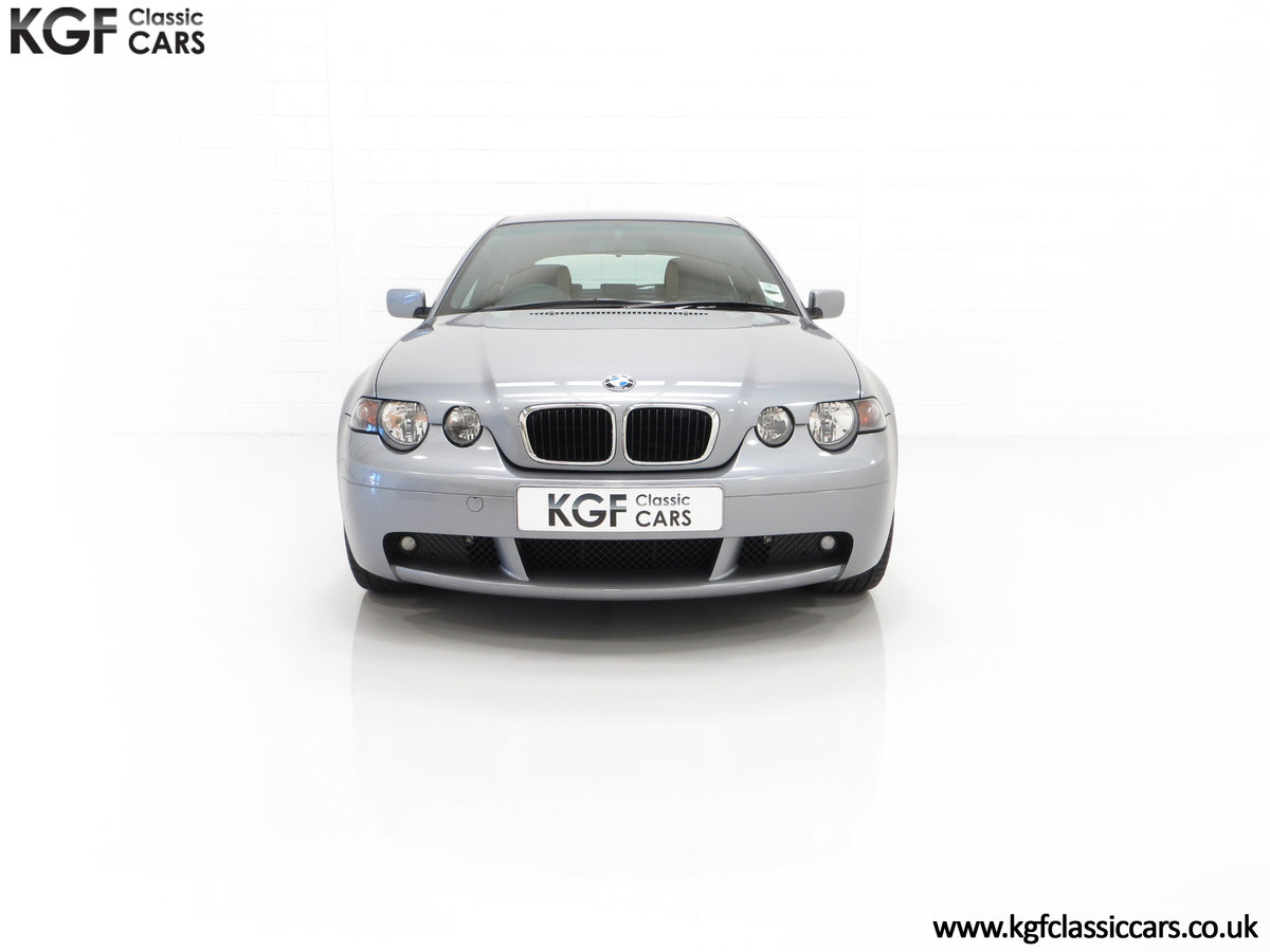 2004 A Superb BMW E46 316Ti Sport Compact with Only 18,507 Miles For Sale (picture 3 of 24)