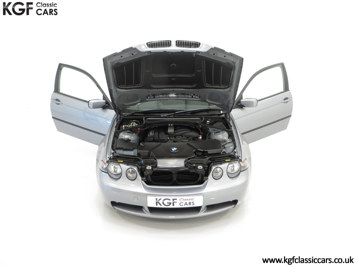 2004 A Superb BMW E46 316Ti Sport Compact with Only 18,507 Miles For Sale (picture 4 of 24)