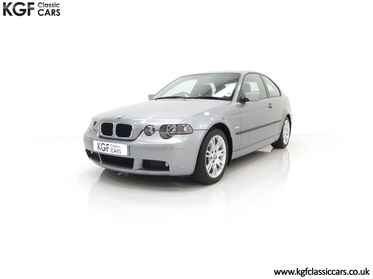 2004 A Superb BMW E46 316Ti Sport Compact with Only 18,507 Miles For Sale (picture 6 of 24)
