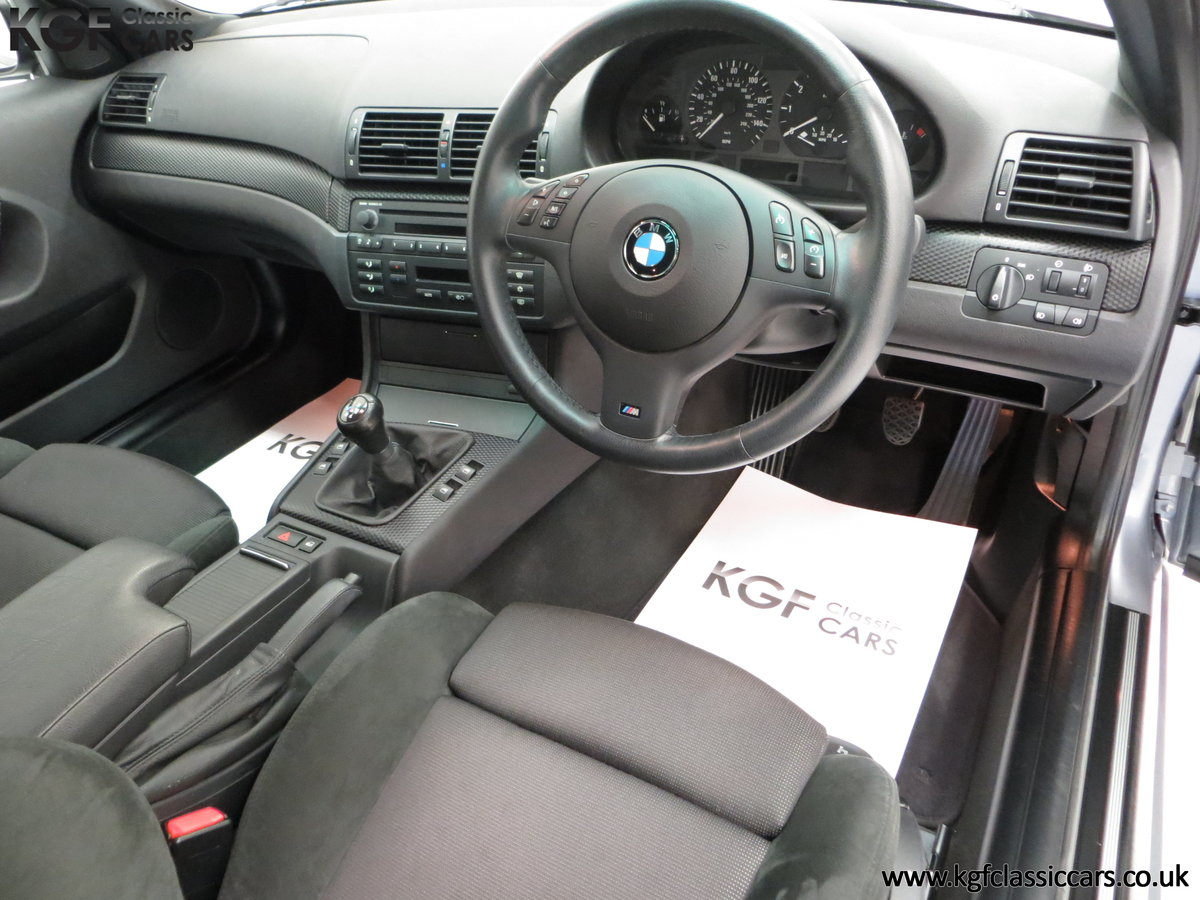 2004 A Superb BMW E46 316Ti Sport Compact with Only 18,507 Miles For Sale (picture 18 of 24)