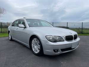 Picture of 2008 BMW 7 SERIES 750li 4.8 AUTOMATIC LWB * SUNROOF * LOW MILEAGE For Sale