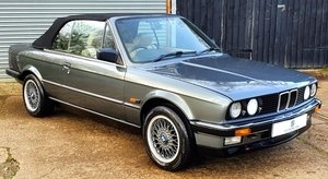 Picture of 1990 ONLY 48,000 Miles - Simply stunning BMW E30 320 Convertible SOLD