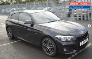 BMW 118i M Sport Shadow Edition 43,851 Miles for auction 25