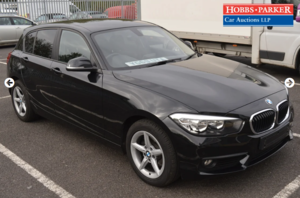 Picture of 2019 BMW 118D SE Auto 8,266 Miles For auction 25th For Sale by Auction