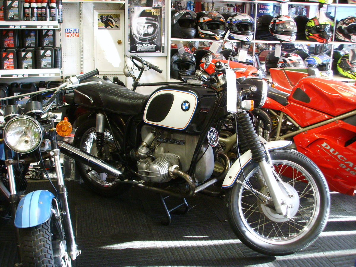 BMW R75/5 1972 Lovely useable classic For Sale (picture 2 of 6)