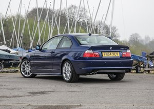 Picture of 2004 BMW E46 330Ci Sport Williams F1 SOLD by Auction