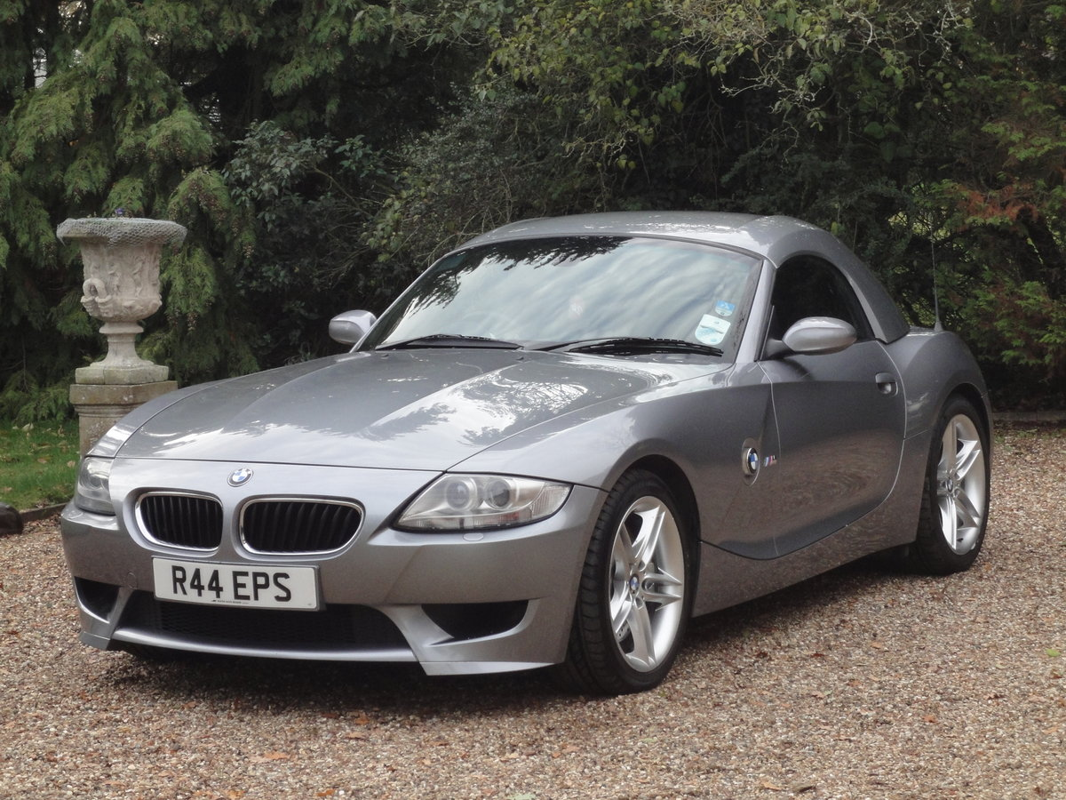 2006 Low Mileage BMW Z4 M Roadster (Manual) For Sale (picture 1 of 6)