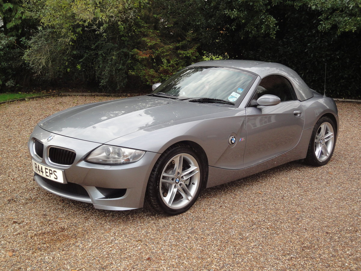 2006 Low Mileage BMW Z4 M Roadster (Manual) For Sale (picture 6 of 6)