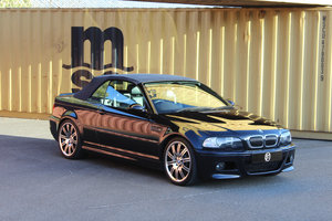 Picture of 2003 BMW E46 M3 CAB Full History High Spec