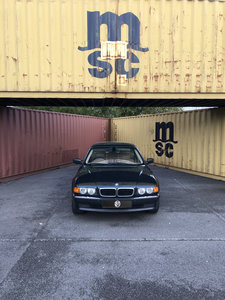 Special Order BMW 7 Series 1 previous owner!