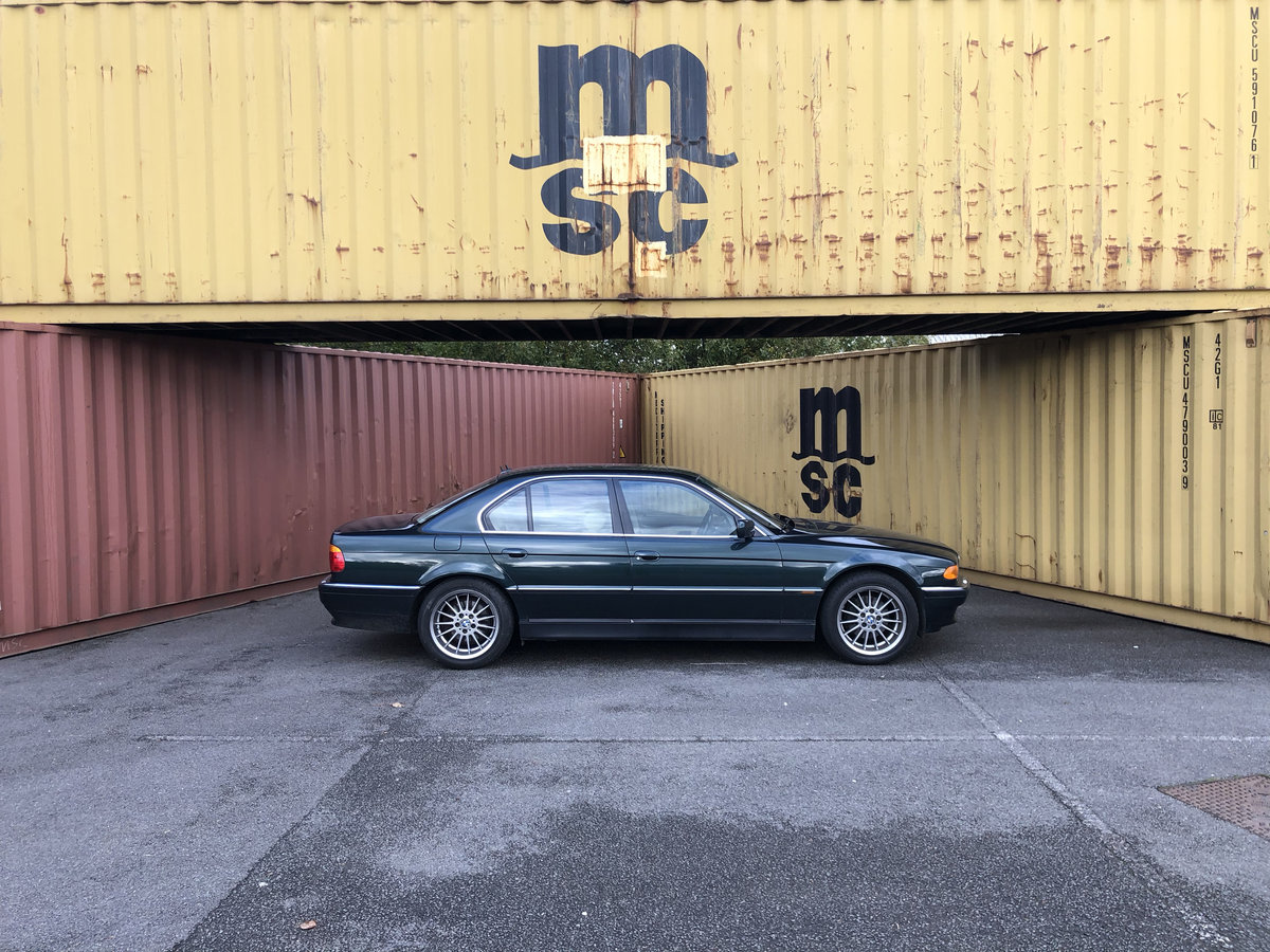 2000 Special Order BMW 7 Series 1 previous owner! For Sale (picture 3 of 6)