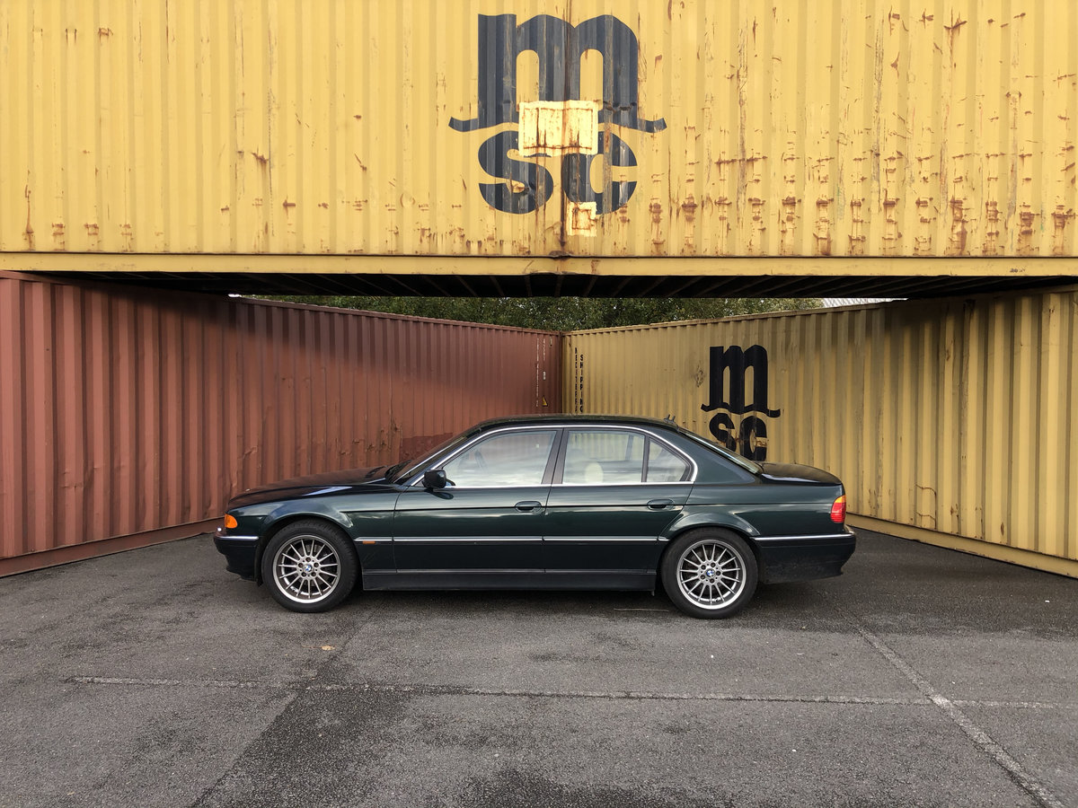 2000 Special Order BMW 7 Series 1 previous owner! For Sale (picture 4 of 6)