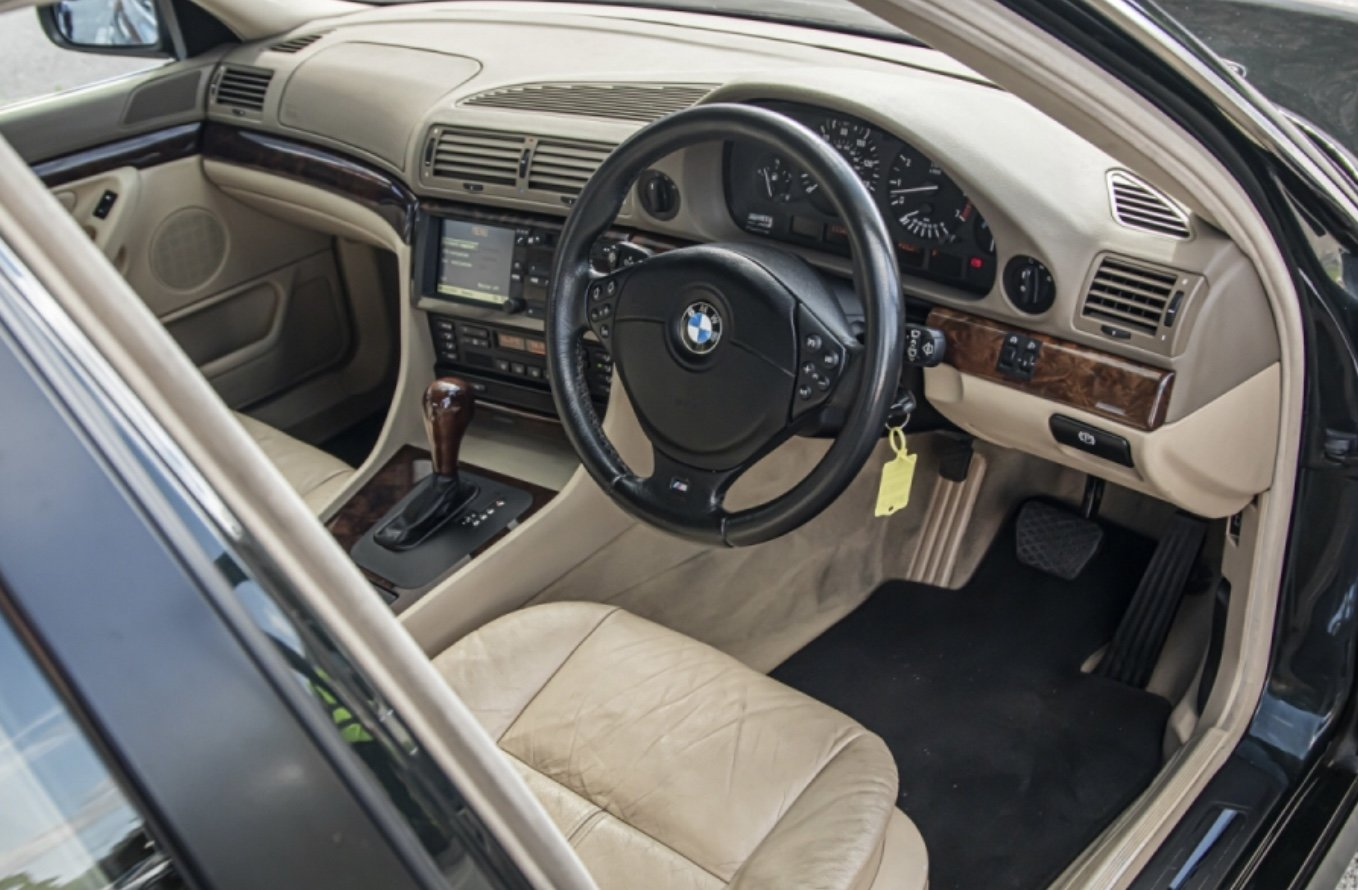 2000 Special Order BMW 7 Series 1 previous owner! For Sale (picture 5 of 6)