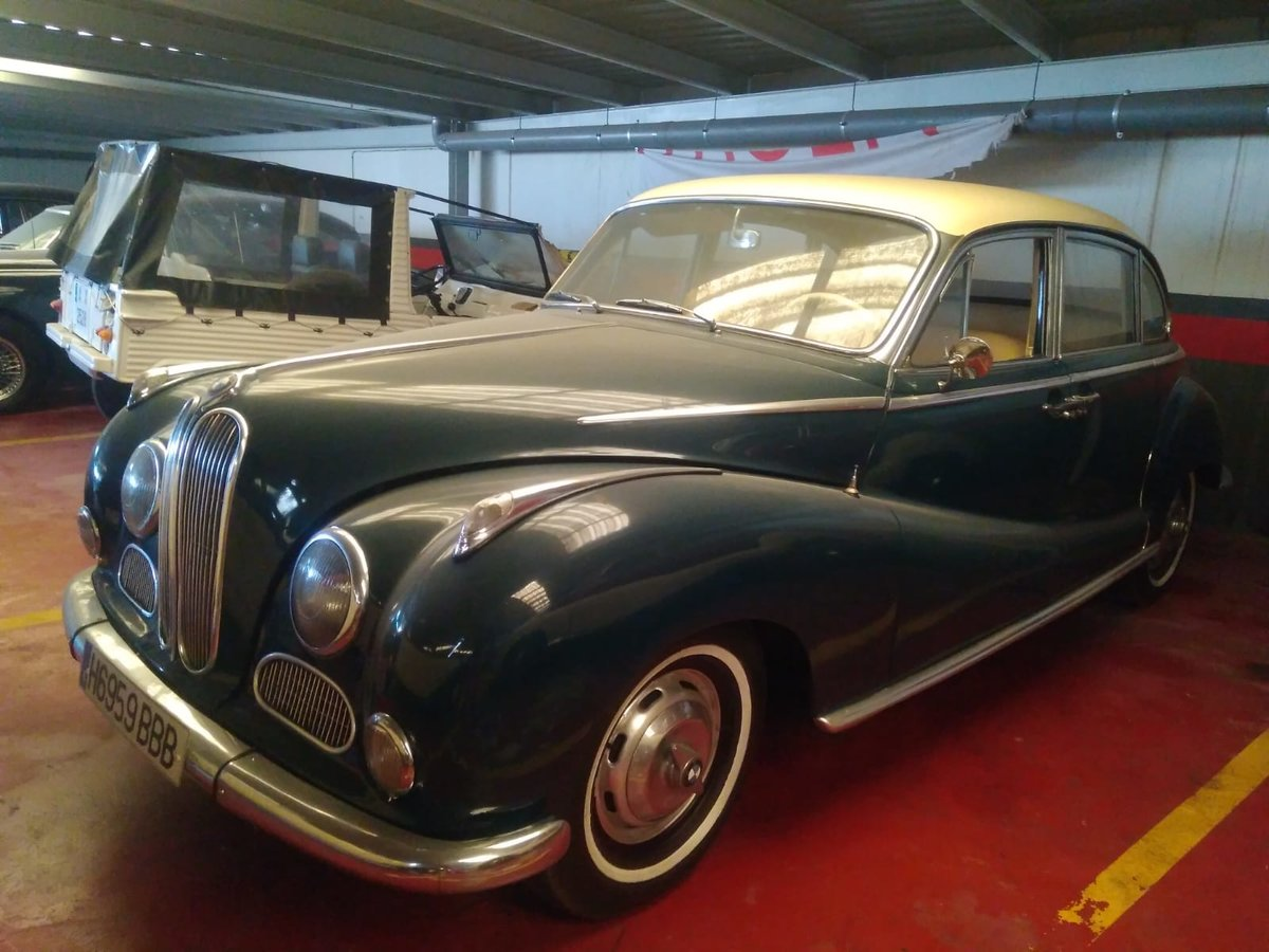 Picture of 1956 BMW - 502 For Sale
