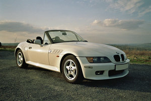 Picture of 1997 BMW Z3 Roadster Hire Yorkshire | Classic Car Hire North