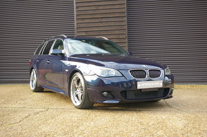 Picture of 2006 BMW E61 525i M-Sport Touring Automatic (38,101 miles) For Sale