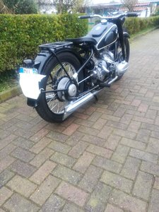 Picture of 1937 BMW R 5 SOLD