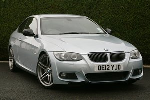 BMW 325i Sport Plus Coupe Auto - 1 Owner with 45k miles
