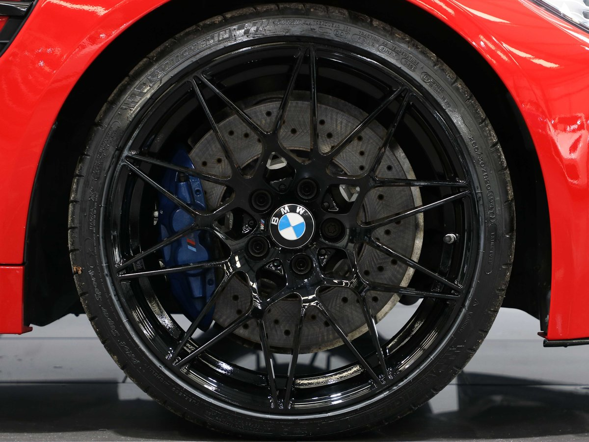 2016 16 66 BMW M4 COMPETITION CABRIOLET 3.0 DCT For Sale (picture 4 of 6)