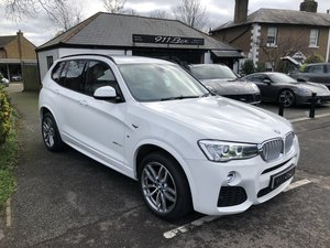 Picture of 2014 BMW X3 M-SPORT 3LTR DIESEL X-DRIVE STEPTRONIC PRO-NAV For Sale