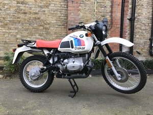 Picture of 1984 BMW R80GS PD For Sale