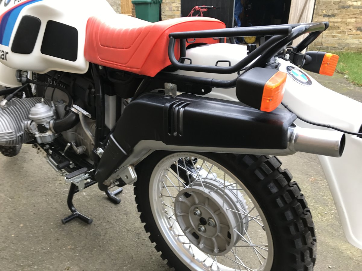 1984 BMW R80GS PD For Sale (picture 3 of 6)