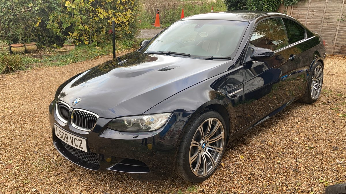2009 BMW E92 MW 48K FBMWSH DCT High Spec' For Sale (picture 1 of 6)