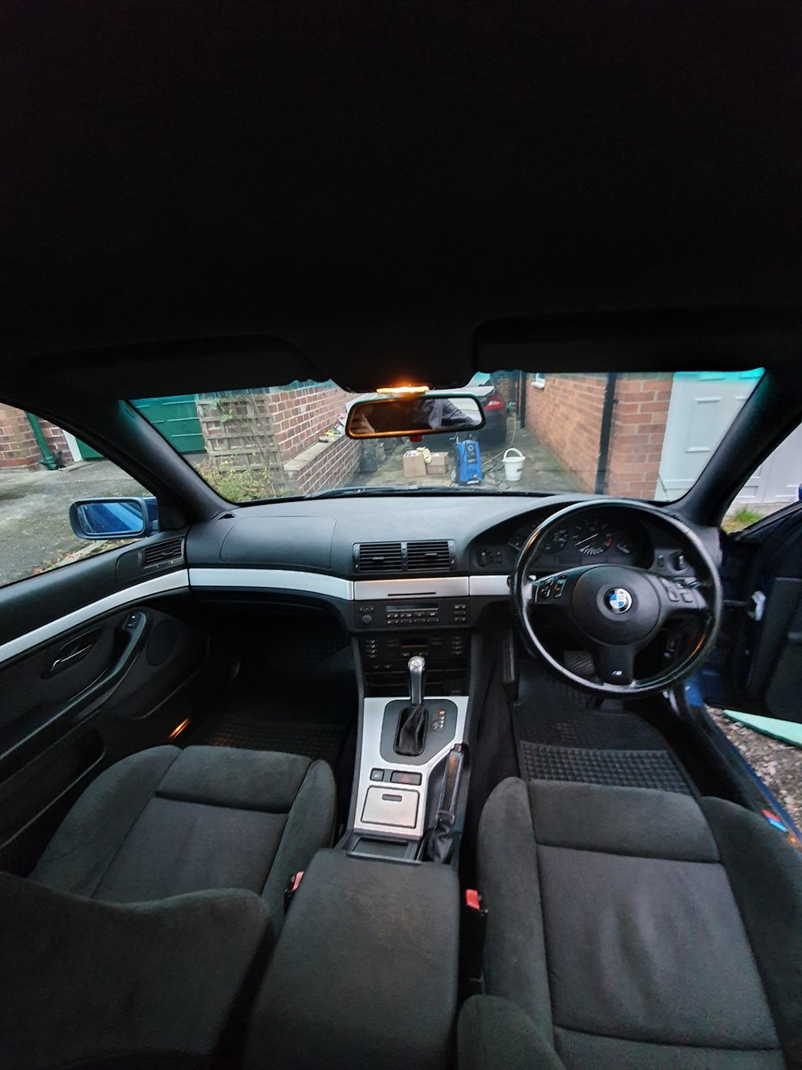 2002 BMW 520i M-SPORT E39 5 SERIES AUTOMATIC For Sale (picture 6 of 6)