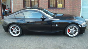 BMW Z4 3.0si Sport Coupe (Manual gearbox) 2006-56