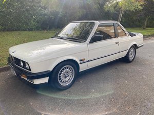 BMW converted to Convertible Baur Style