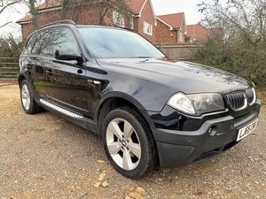 Picture of 2005/55 BMW X3 3.0 SPORT PETROL AUTOMATIC SOLD