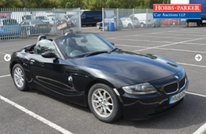2006 BMW Z4 149,590 Miles for auction 25th