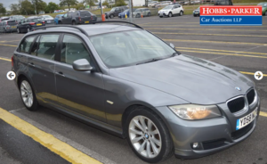 Picture of 2008 BMW 318D SE Touring 144,310 Miles for auction 25th SOLD by Auction