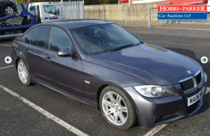 Picture of 2006 BMW 318D M Sport 153,891 Miles for auction 25th SOLD by Auction
