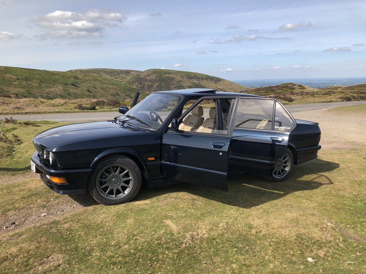 1986 Classic M535i For Sale (picture 1 of 6)