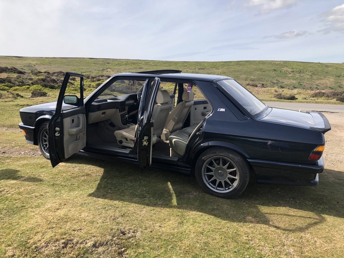1986 Classic M535i For Sale (picture 2 of 6)