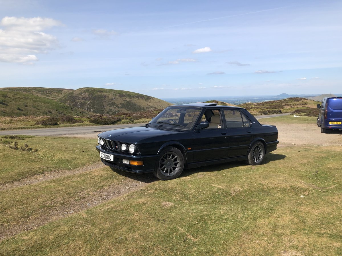 1986 Classic M535i For Sale (picture 4 of 6)